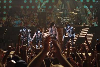 Kiss Rock Concert Metal Wallpapers Heavy Bands