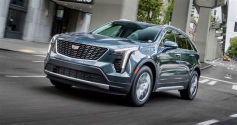 Cadillac Xt4 2020 2020 cadillac xt4 sport 0 60 release date interior specs