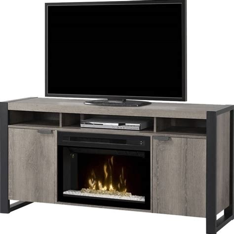 electric fireplace tv stands dimplex electric fireplace tv stand with acrylic in