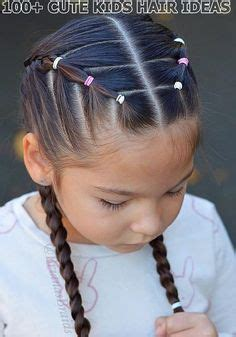 17 Fun & Easy Back to School Hairstyles for Girls Short
