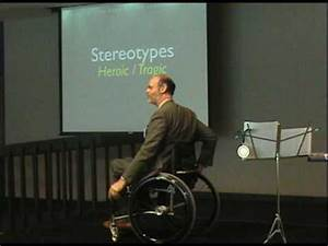 The Heroic    Tragic Stereotype Of Disability