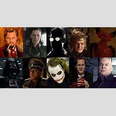 Die 10 Besten Filmbösewichte