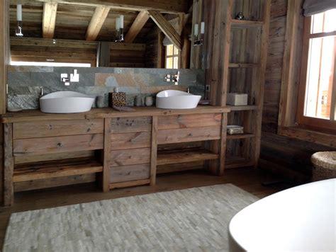salle de bain en bois agencement et menuiserie haute savoie 74 pose salle de bains sallanches haute savoie 74