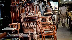 A Guide to India's 25 Most Antique Furniture Stores AD India