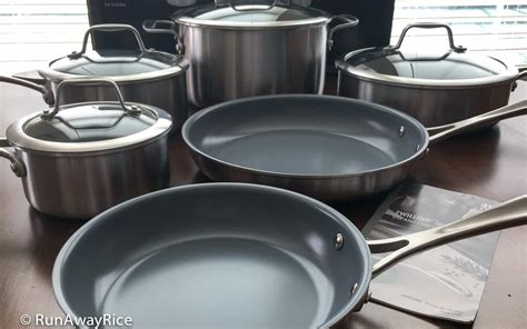 cookware zwilling spirit piece runawayrice pans pan pots nonstick