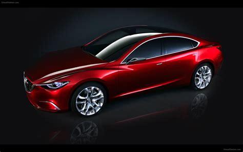 Mazda Takeri Concept 2011 Widescreen Exotic Car Wallpapers
