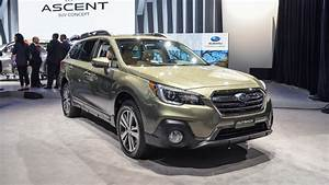 2018 Subaru Outback Brings Well Thought Out Facelift To