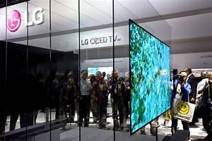 Smaragdgrün Tv Ausstrahlung 2017 : lg smart instaview refrigerator cool tech at ces 2017 pictures cbs news ~ Orissabook.com Haus und Dekorationen