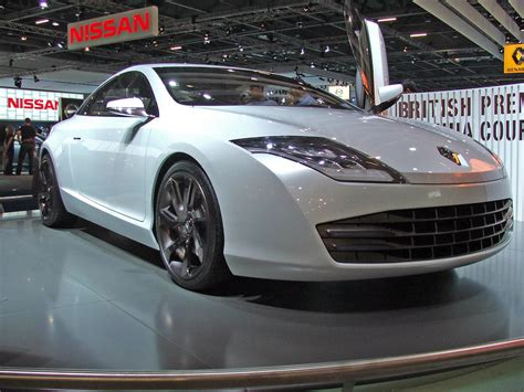 2007 Renault Laguna Coupe Concept Images Pictures And Videos