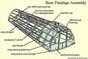 Me 262  Fuselage