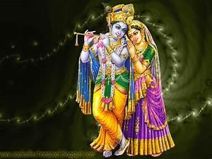 wallpapers name: Radha and Krishna's Romantic Love story ...
