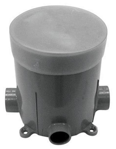Carlon E971fb Round Nonmetallic Floor Box Electrical