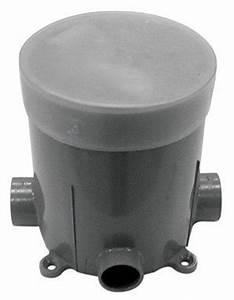 carlon e971fb round nonmetallic floor box electrical With carlon floor outlet