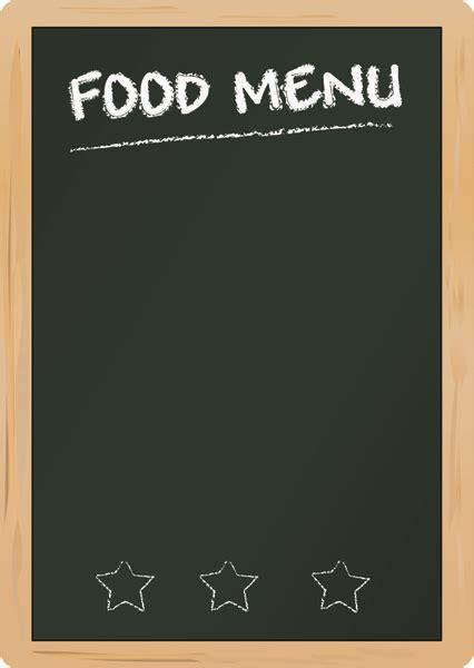 Ketimbang memilih menu makanan di atas, pilih nasi putih atau kentang yang lebih gampang dicerna. Black menu vector background Free vector in Encapsulated ...
