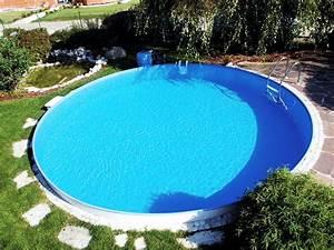 Pool Rechteckig Stahl : stahlwandpool rund 4 50 x 1 20 m ~ Markanthonyermac.com Haus und Dekorationen