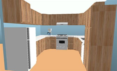 Small U Shaped Kitchen Designs With Island ALL ABOUT HOUSE