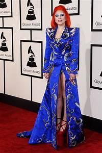 Lady Gaga In Marc Jacobs – 2016 Grammys - Fashionsizzle