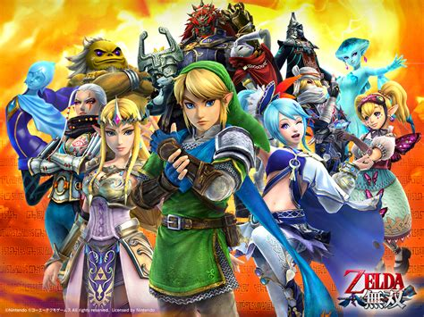 wii  zelda spinoff hyrule warriors sells  million gamespot
