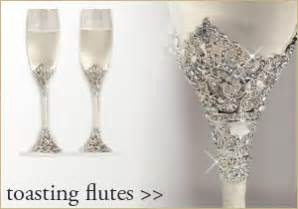Personalized Wedding Accessories   Cake Serving Sets   Toasting Flutes   Wedding Depot
