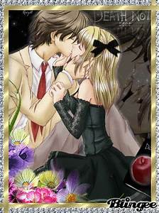 Light Yagami e Misa Amane Picture #129523010 | Blingee.com