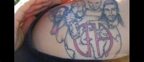 worst metal tattoos  history page