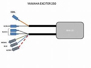 Fireplug Cdi For Yamaha Enticer 300  340 To1984