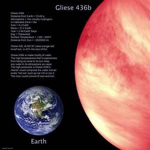Gliese 436 b by groovychk on DeviantArt