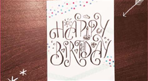 eine erste eigene schrift gestalten hand lettering