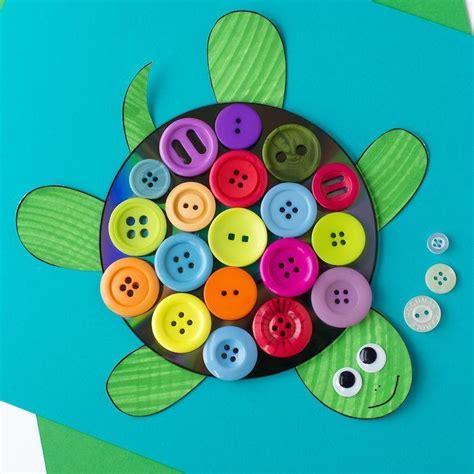 activité manuelle 6 ans activit 233 manuelle 4 ans tortue verte avec d 233 coration de