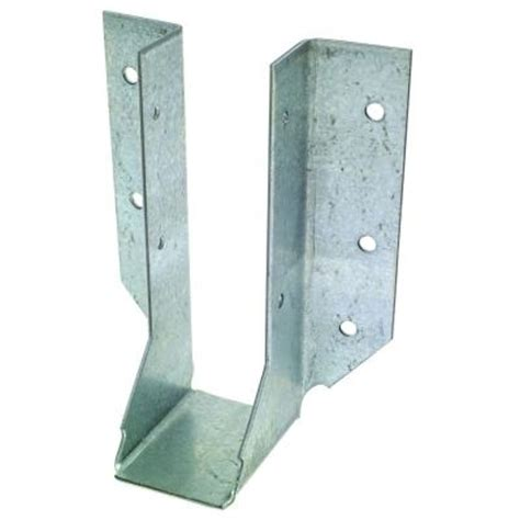 simpson strong tie 2 in x 8 in 14 gauge face mount joist