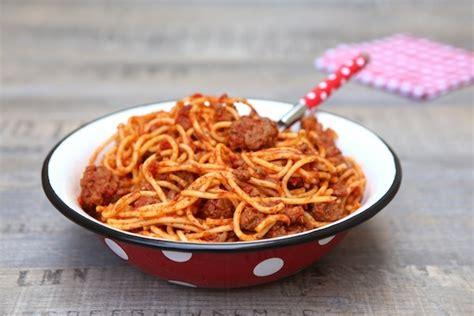 cuisine africaine facile spaghetti bolognese