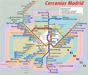 Cercanias Madrid