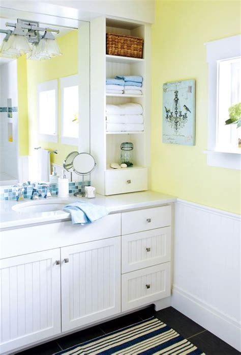 Bathroom Ideas Yellow Walls by 197 Best Gray Yellow Bathroom Ideas Images On