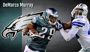 DeMarco Murray Photoshop Image (2nd Attempt) : eagles