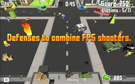 pixel shooter zombies apk  strategy android game  appraw