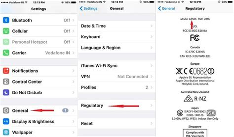 how to identify iphone model alternate ways to check iphone model number imei number