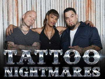 Tattoo Nightmares TV Show Cast