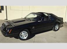 10,000 Miles! 1983 Ford Mustang GT
