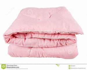 Pink Blanket Stock Photos - Image: 35344553