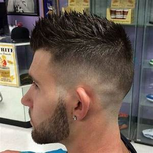 Taper Fade Fohawk Haircut - Haircuts Models Ideas