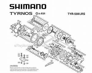 Shimano Lever Drag Tyrnos 2