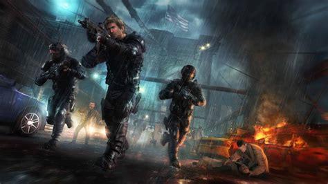 Tom Clancys Rainbow 6 Patriots Concept Art