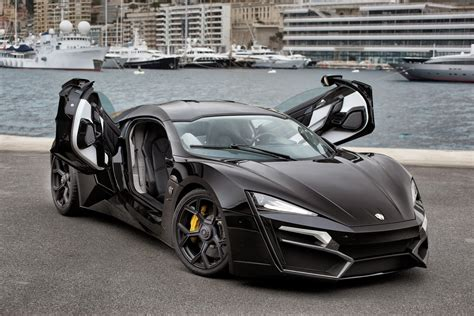 Ecomanta: Fast and the Furious - The Most expensive car in the world - Lykan HyperSport