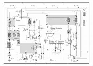 2001 toyota camry wiring diagrams wiring diagrams image With toyota camry wiring