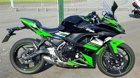Rodolfinho Da Z- Testando Kawasaki Ninja 650 2018.