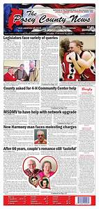February 9, 2016 - The Posey County News by The Posey ...