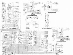 Wiring Diagram For 1974 Corvette