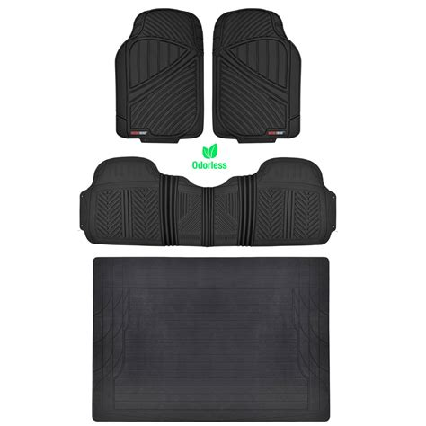 weather track mats hd all weather car floor mats liner set durable rubber