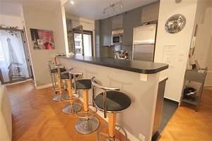 Bar D Appartement : deco photo ocre et appartement sur ~ Teatrodelosmanantiales.com Idées de Décoration
