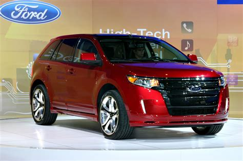 2018 Ford Edge Sport Packs Mustang V 6 Power Page 2